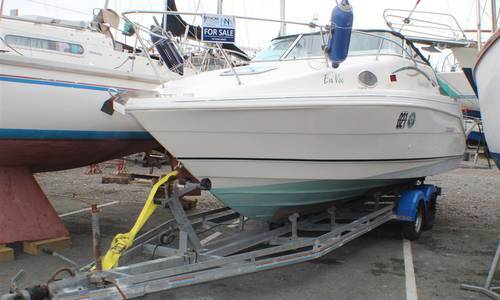 Image of Rinker Fiesta Vee 240 for sale in United Kingdom for £17,750 Conwy Marina, United Kingdom