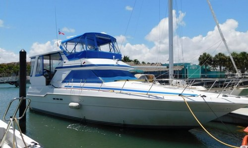 Image of Sea Ray 440 Aft Cabin Re-Powered for sale in United States of America for $53,000 (£42,581) Vero Beach, Florida, United States of America