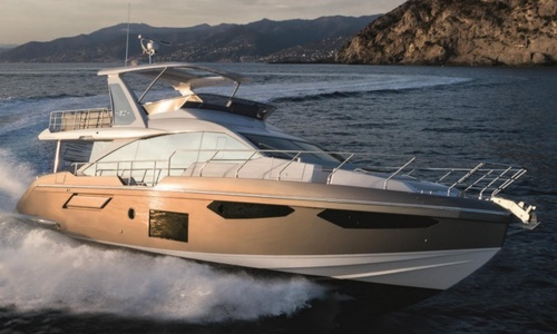 Image of Azimut Yachts Flybridge 60 for sale in United Kingdom for £1,662,150 Hamble River Boat Yard, United Kingdom