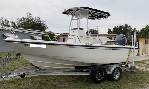 Image of Boston Whaler 190 Nantucket for sale in United States of America for $30,000 (£24,055) Miami, Florida, United States of America