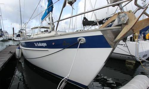 Image of Hallberg-Rassy 94 Kutter for sale in United Kingdom for £42,500 Southampton, United Kingdom