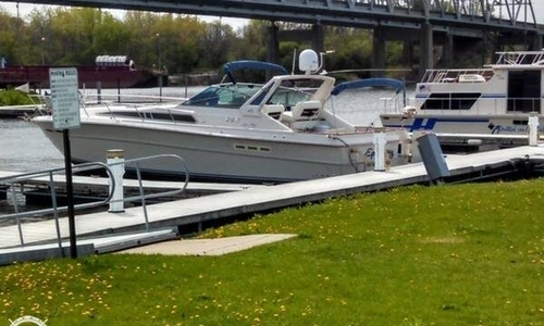 Image of Sea Ray 390 EC for sale in United States of America for $34,900 (£27,192) Channahon, Illinois, United States of America