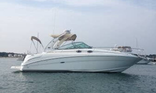 Image of Sea Ray 300 Sundancer for sale in United States of America for $52,500 (£40,628) Quincy, Massachusetts, United States of America