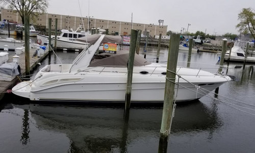 Image of Sea Ray 340 Sundancer for sale in United States of America for $59,500 (£47,590) Neptune, New Jersey, United States of America