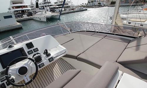 Image of Prestige 50 for sale in Cyprus for €617,000 (£554,981) Limassol, Cyprus