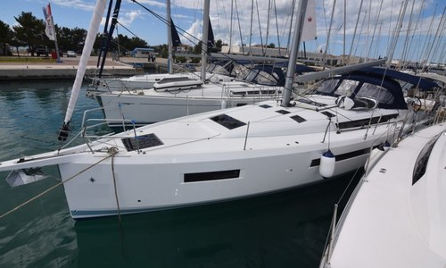 Image of Jeanneau Sun Odyssey 490 for sale in Croatia for €255,000 (£218,843) Dalmatia (, Croatia