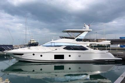 Azimut Yachts 66 Fly for sale in Slovenia for €1,400,000 (£1,202,677)
