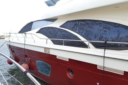Azimut Yachts 75 for sale in Italy for €900,000 (£805,686)