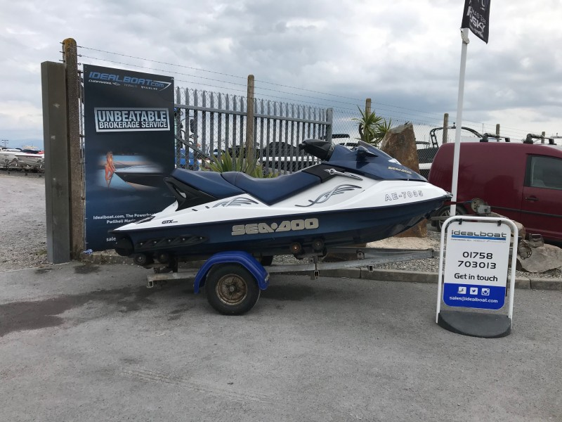 Sea-doo Gtx 4-tec limited boats for sale
