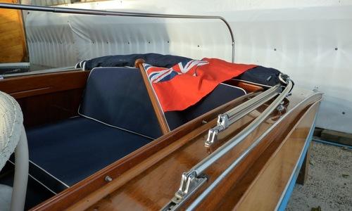 Image of Brooke Marine JW Brooke slipper stern launch for sale in United Kingdom for £36,000 Henley on Thames, United Kingdom
