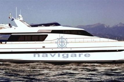 Sanlorenzo SL 72 for sale in Italy for €800,000 (£710,612)