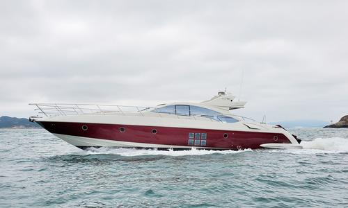 Image of Azimut Yachts 68 S for sale in Hong Kong for €499,950 (£442,880) Hong Kong