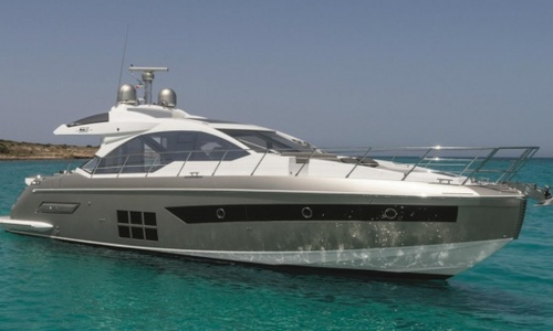 Image of Azimut Yachts S6 for sale in United Kingdom for £1,447,600 Currently in Lymington, United Kingdom