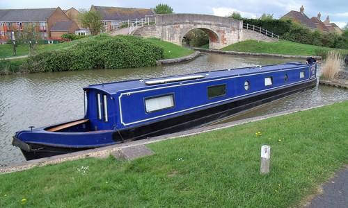 Image of Lambon Hull ltd Semi Traditional Stern Narrowboat for sale in United Kingdom for £44,950 Hilperton Marina, United Kingdom