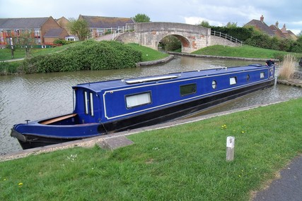 Lambon Hull ltd Semi Traditional Stern Narrowboat for sale in United Kingdom for £44,950