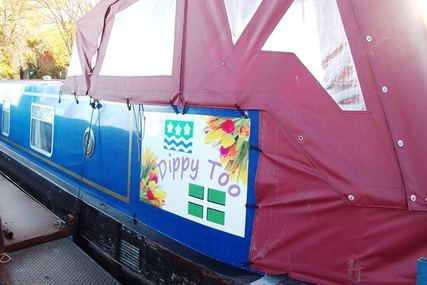 Alvechurch Semi Traditional Stern Narrowboat for sale in United Kingdom for £49,950