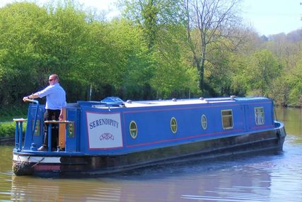 ABC Leisure Semi Traditional Stern Narrowboat for sale in United Kingdom for £64,000