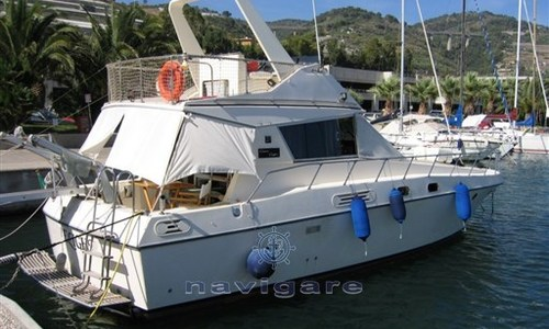 Image of Center Craft CORVETTE 37 for sale in Italy for €59,000 (£51,149) Liguria, Italy