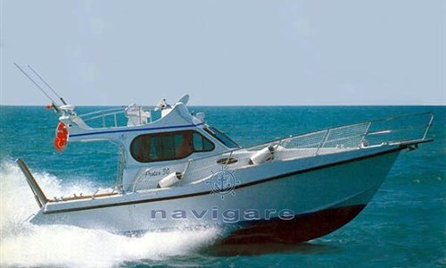 Image of ALA BLU NEW PROTEO 30 FLY for sale in Italy for €65,000 (£55,774) Toscana, Italy