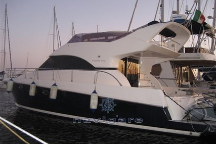 Cayman 42 Fly for sale in Italy for €240,000 (£211,396)