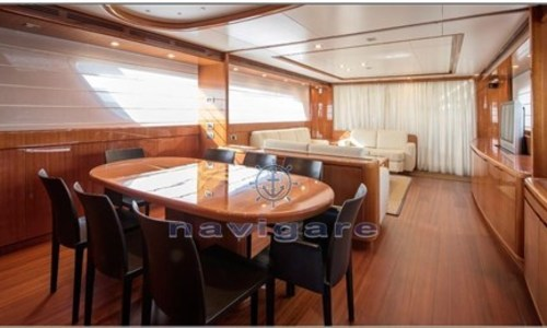 Image of Sanlorenzo 82 for sale in Italy for €1,900,000 (£1,648,976) Liguria, Italy
