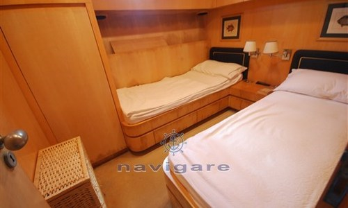 Image of Cantieri di Pisa Akhir 18 Fly for sale in Italy for P.O.A. (P.O.A.) Toscana, Italy