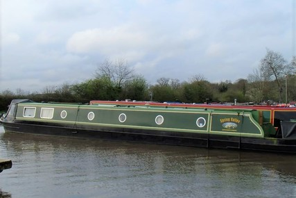 Stern Cruiser Narrowboat for sale in United Kingdom for £57,000