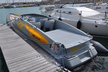 FB Design RIB 33 CABINATO for sale in Italy for €100,000 (£84,330)