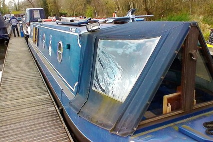 Admiral Narrowboats Cruiser Stern Narrowboat for sale in United Kingdom for £38,000