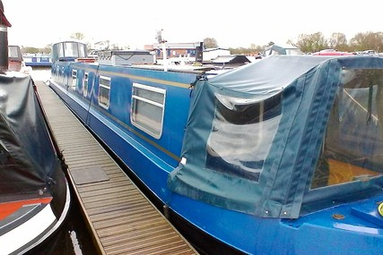 Alvechurch Boat Semi Traditional Stern Narrowboat for sale in United Kingdom for £45,000