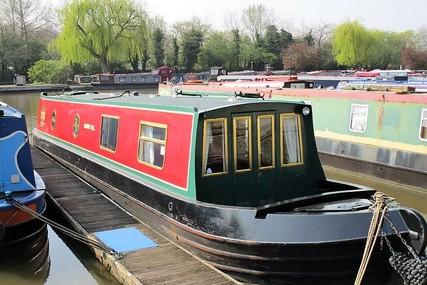 Ledgard Bridge Semi Traditional Narrowboat for sale in United Kingdom for £27,000