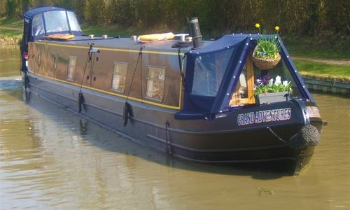Image of Aqualine Cruiser Stern Narrowboat for sale in United Kingdom for £84,995 Gayton Marina, United Kingdom