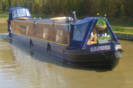 Aqualine Cruiser Stern Narrowboat for sale in United Kingdom for £84,995