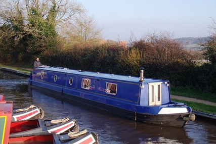 Heritage Cruiser Stern Narrowboat for sale in United Kingdom for £75,000