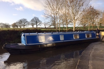 Durham Steel Cruiser Stern Narrowboat for sale in United Kingdom for £28,950