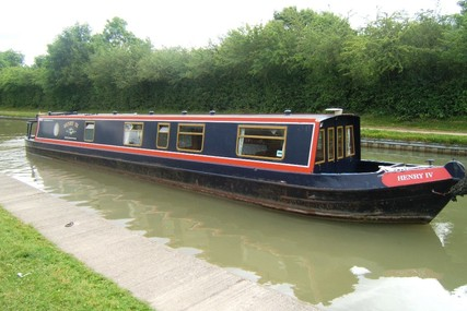 Halco Narrowboats Cruiser Stern Narrowboat for sale in United Kingdom for £34,950