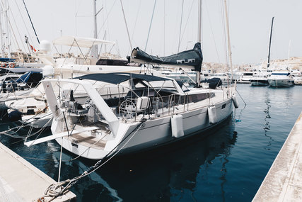 Beneteau Sense 55 for sale in Malta for €440,000 (£376,725)