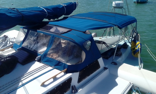 Image of Condor Boats Condor 40 hull #15 for sale in United States of America for $49,000 (£39,291) United States of America