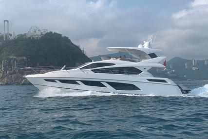 Sunseeker Manhattan 65 for sale in Hong Kong for £1,350,000