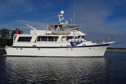 Hatteras 65LRC for sale in Chile for $545,000 (£428,695)