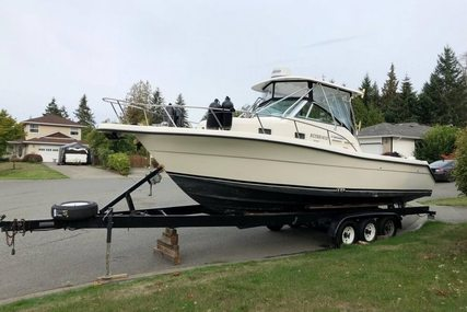 Pursuit 28 for sale in Canada for $98,000 (£57,498)