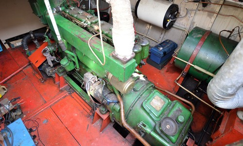 Image of Ex Sleepboot 1700 for sale in Belgium for €31,000 (£26,700) Turnhout (, Belgium