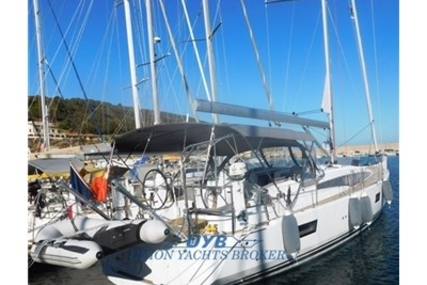 Jeanneau 51 for sale in Italy for €440,000 (£385,694)