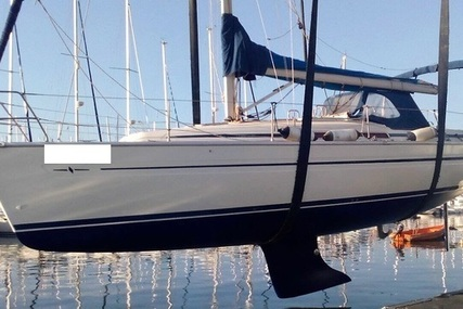Bavaria 36 for sale in Spain for €47,500 (£41,871)
