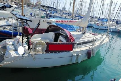 Moody 30 for sale in Spain for €18,000 (£16,443)