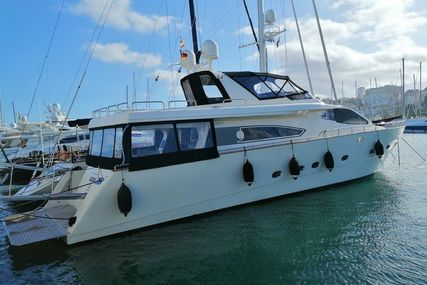 Gianetti 24 Fly for sale in Spain for €395,000 (£347,907)