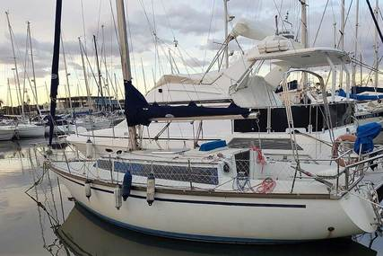 Dufour 31 for sale in Spain for €13,000 (£11,487)