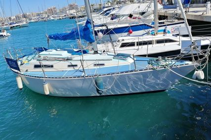 Sadler 32 for sale in Spain for €9,900 (£8,748)