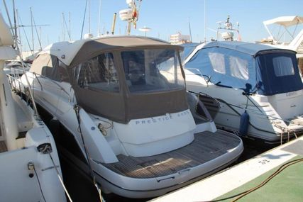 Prestige 440 Sport for sale in Spain for €285,000 (£245,360)