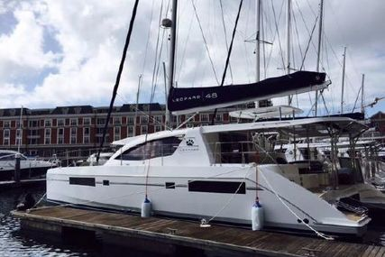 Leopard 48 for sale in Italy for $739,000 (£562,131)